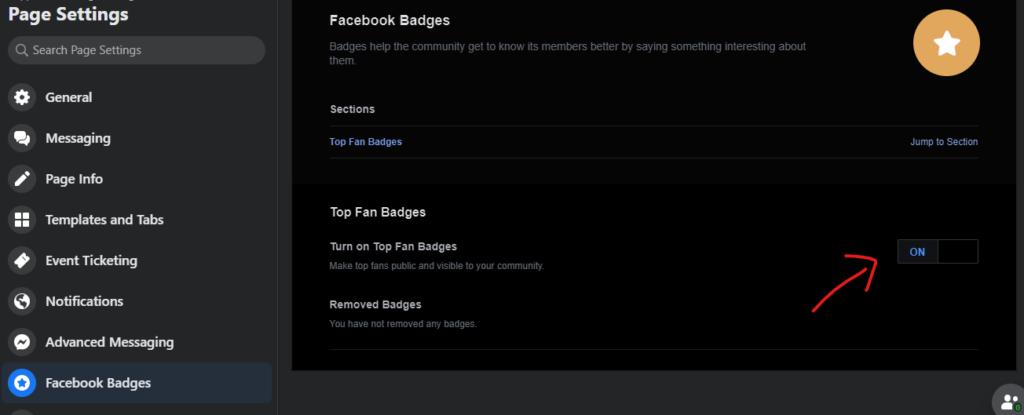 MSP Facebook Page Tips - Top Fan Badges